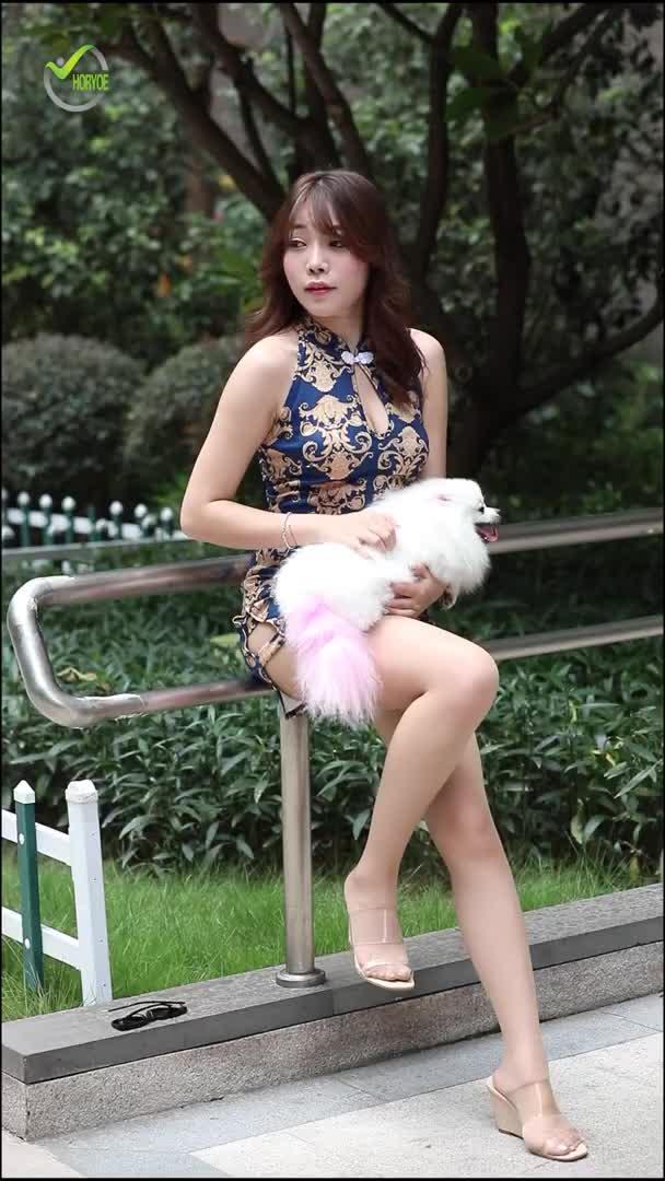 4K Beautiful Chinese Girls& Short skirt 街拍短裙女生C01 Mejores Videos  Viable Fashion