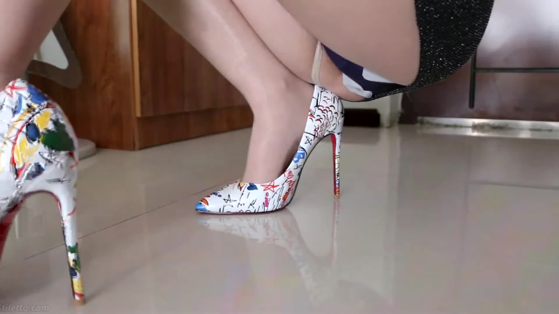 Sexy High Heels | Sexy Stilettos | Sexy Stockings Pantyhose from AISAN Part 89