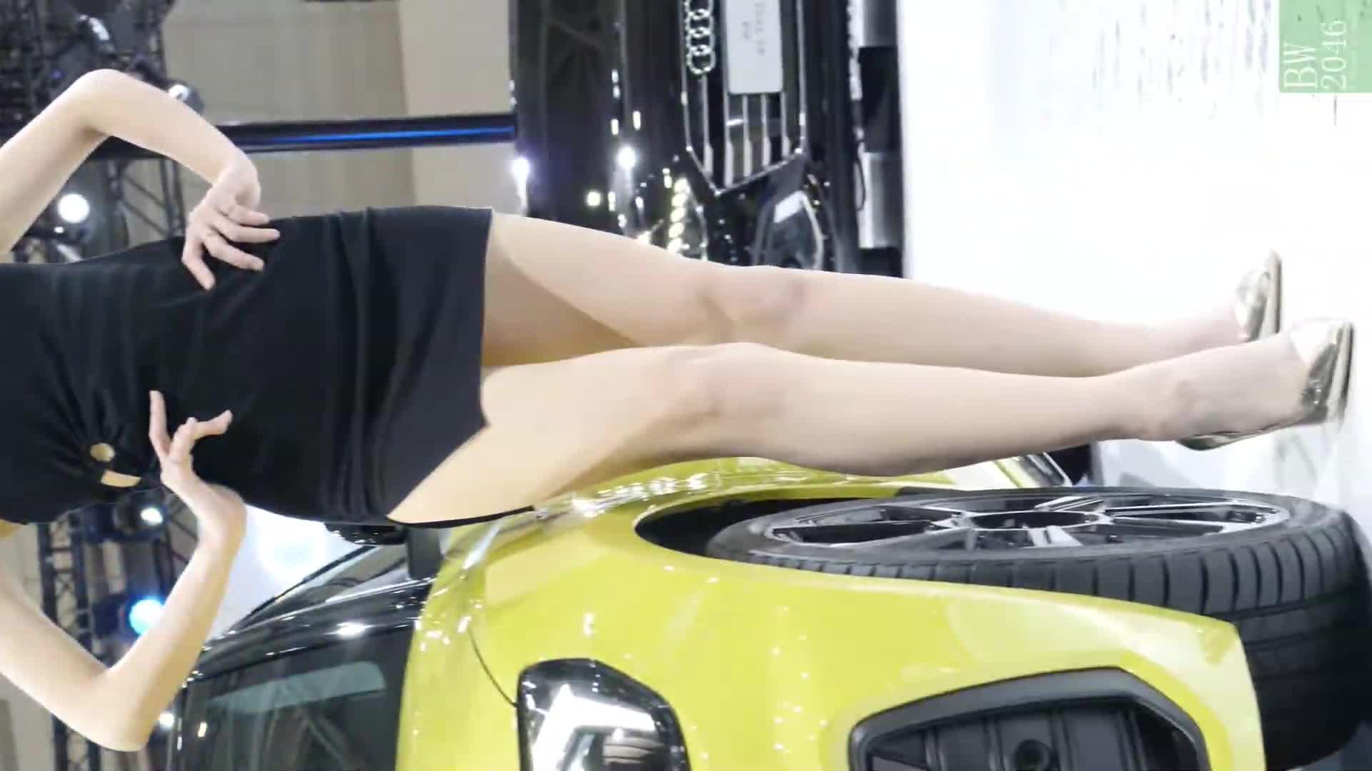 世界新車大展 - 台北車展 | Taipei Auto Show 2020 - 車模 #27 ChaCha宇晴 @ Audi Taiwan (Mobile Version)
