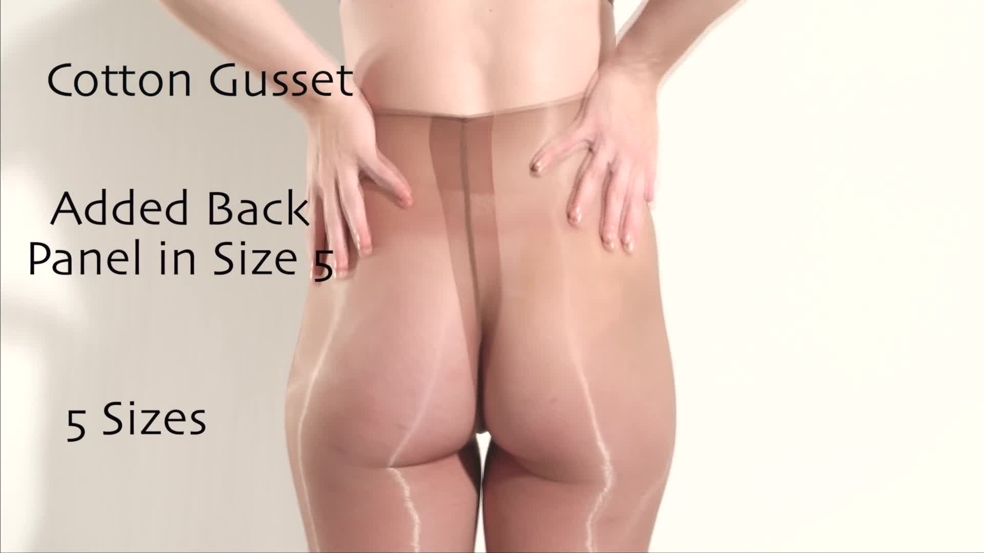 Platino Cleancut 15 Pantyhose - Shapings.com HD