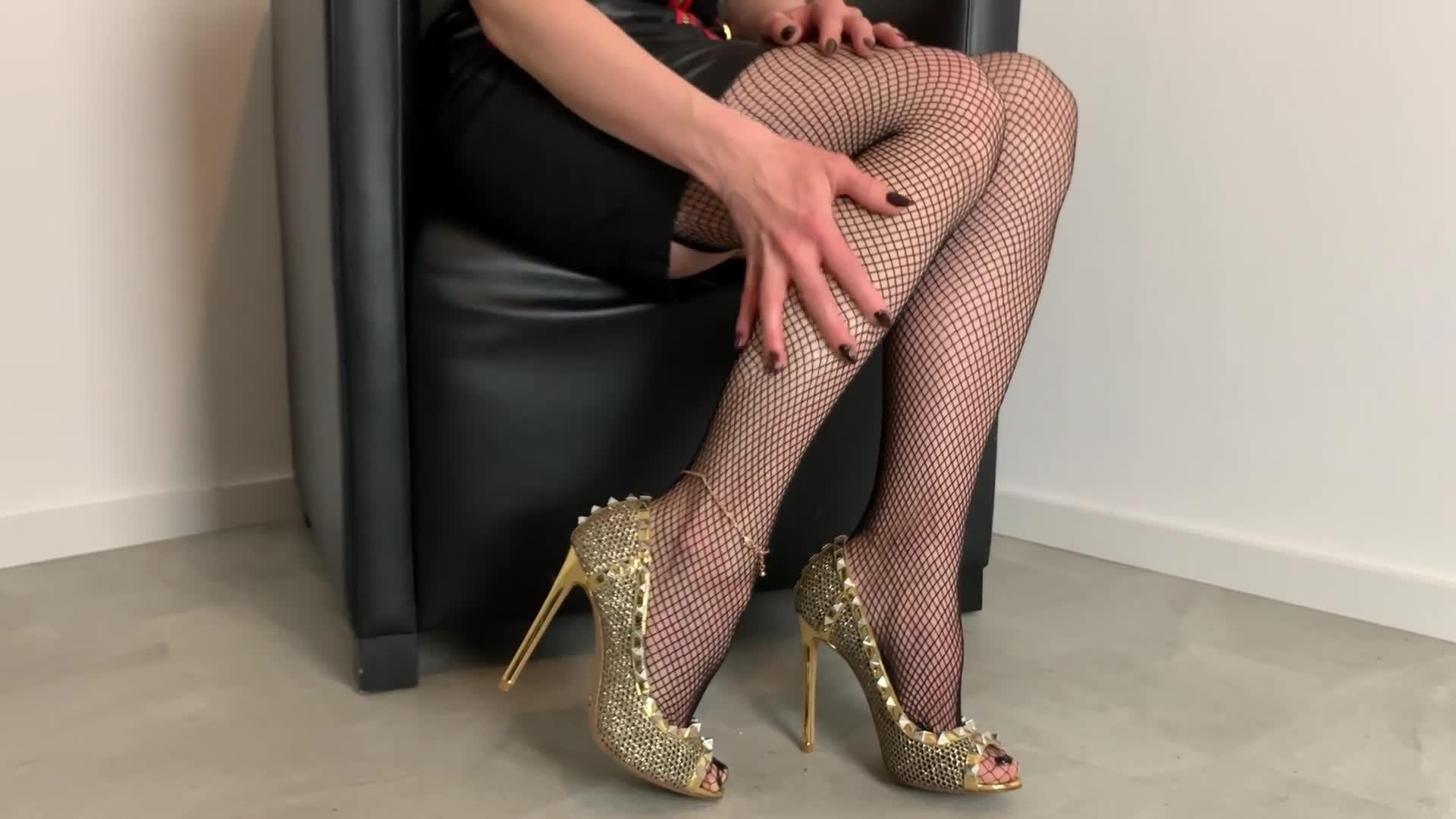 Bupshi - Gianni Renzi open toe stilettos