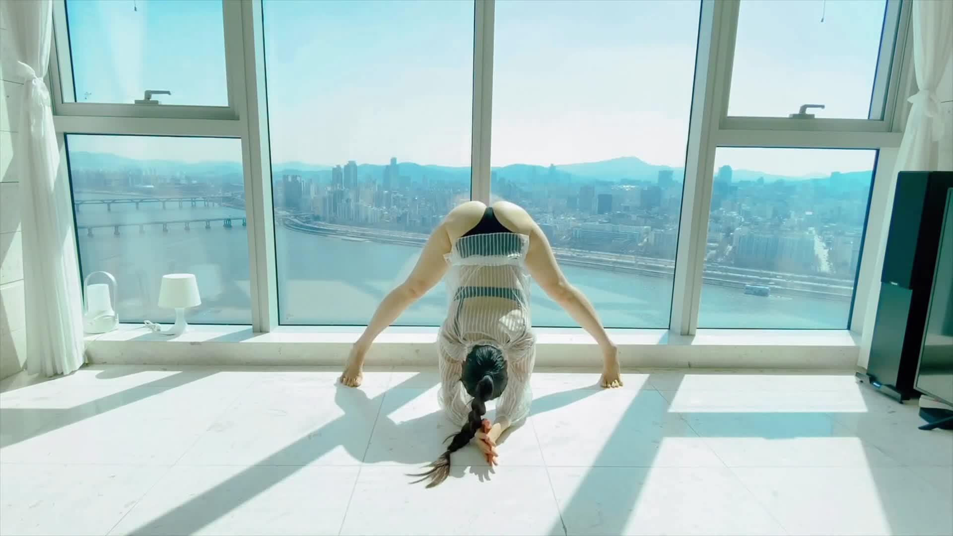 Sang-A freestyle yogaflow #44
