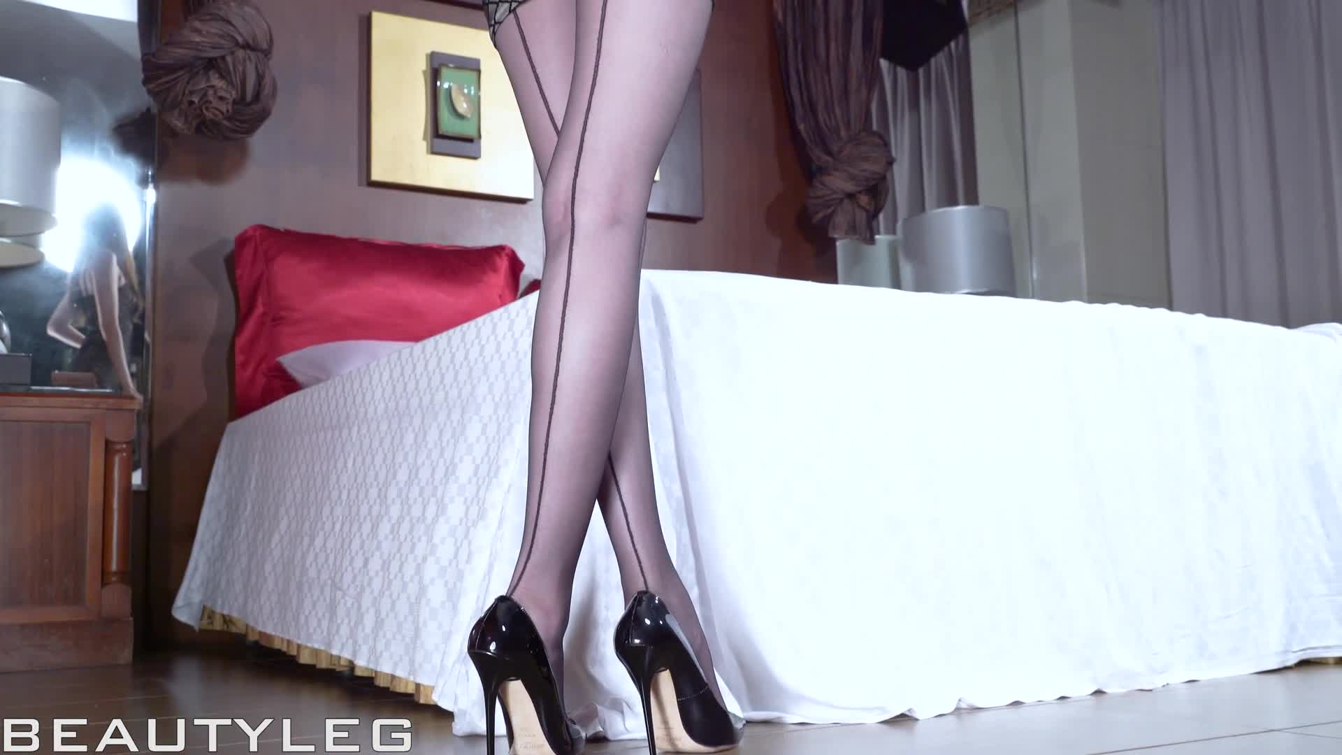beautyleg sexymodel 性感美女美腿丝袜セクシー美女섹시한 미녀Joanna