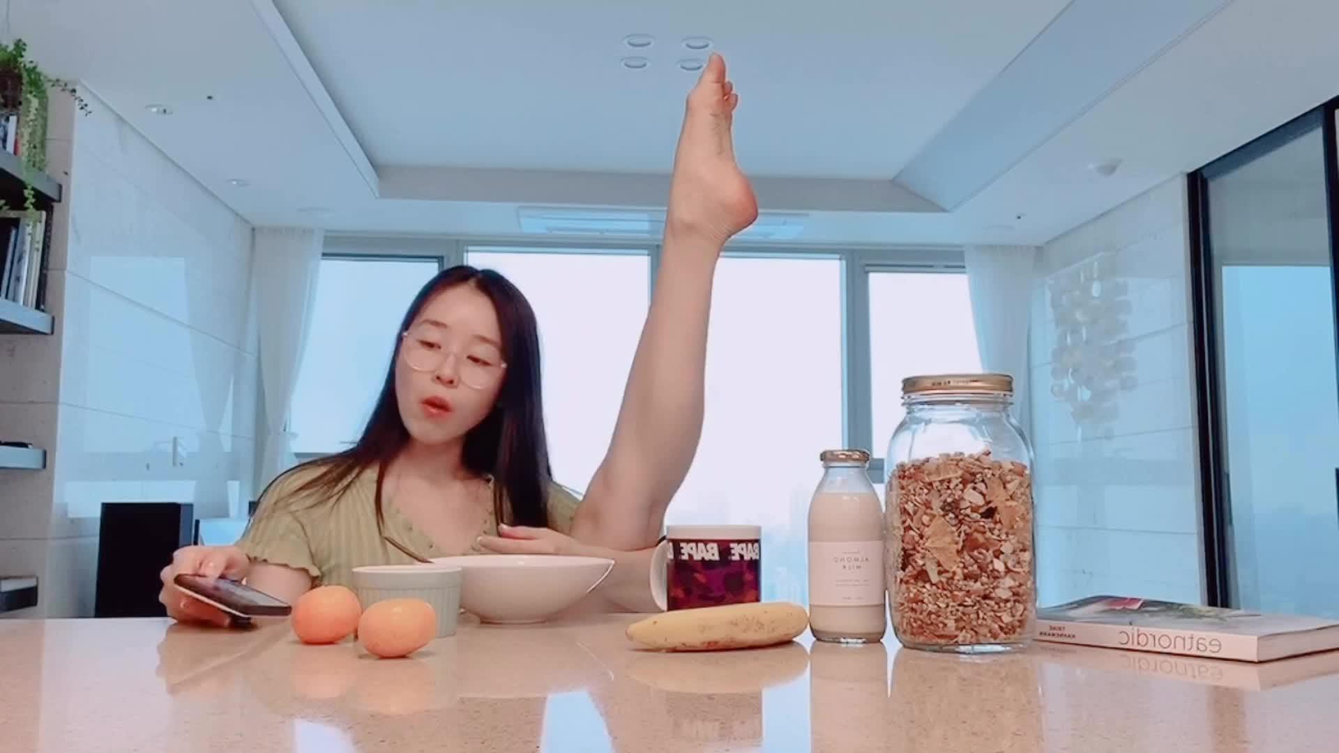 Sang-A's Usual Saturday Morning #02