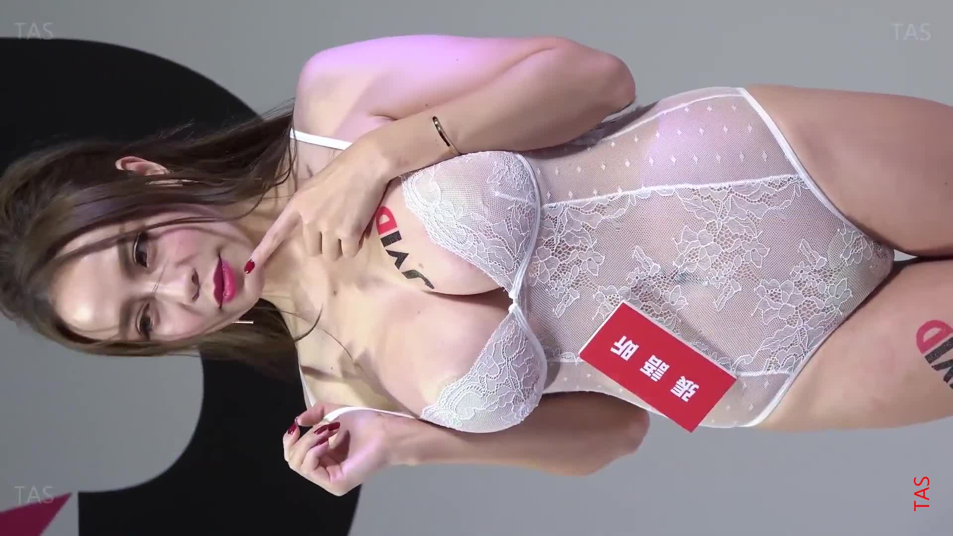 Taipei JVID Model CHUBBY HOT 2019 - Taipei International Adult Exhibition 2019