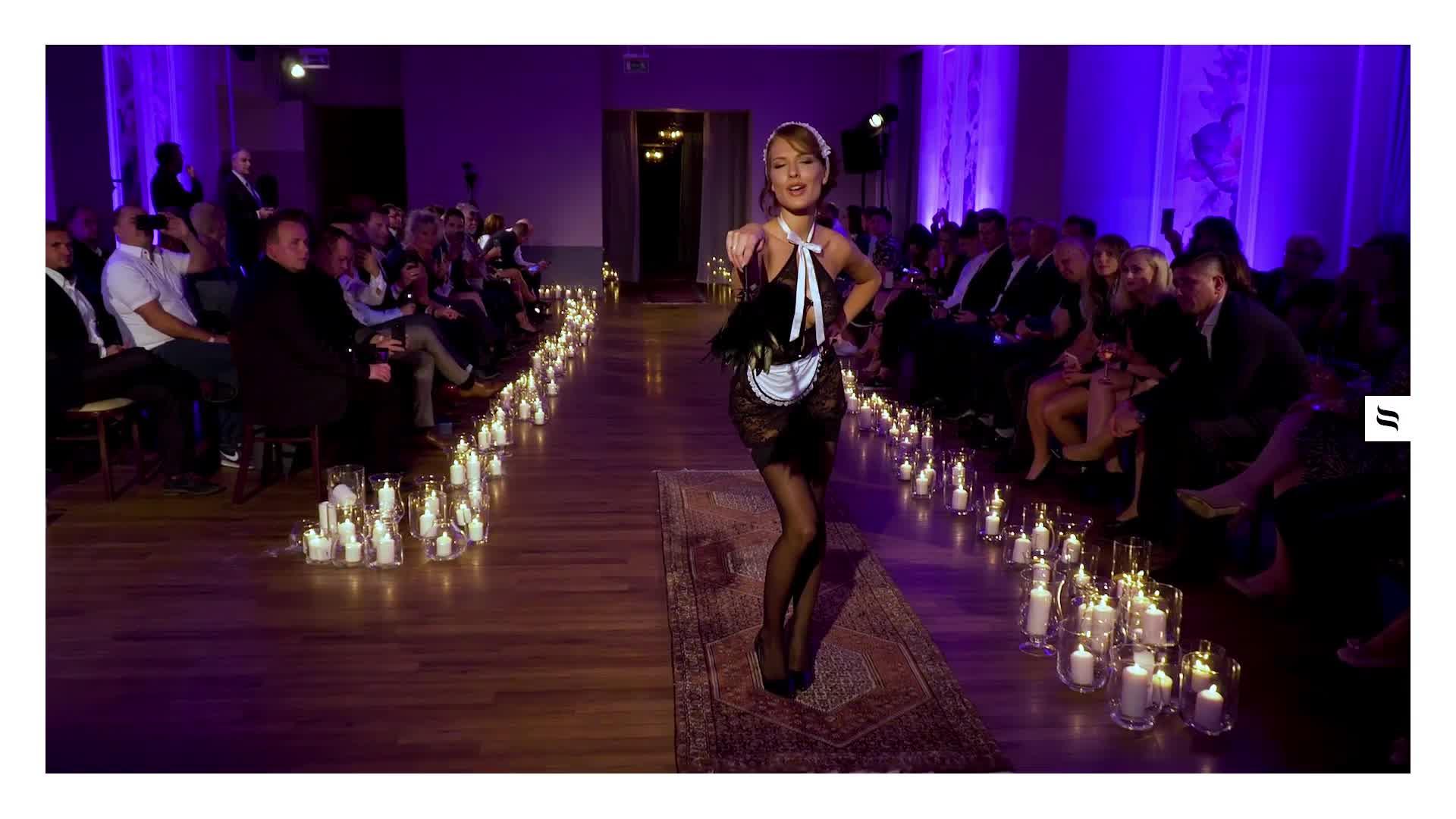 Lingerie & swimwear fashion show 2019/2020 - Obsessive College 3 [full version]